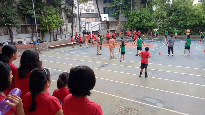 Inter-house matches results - July 2017