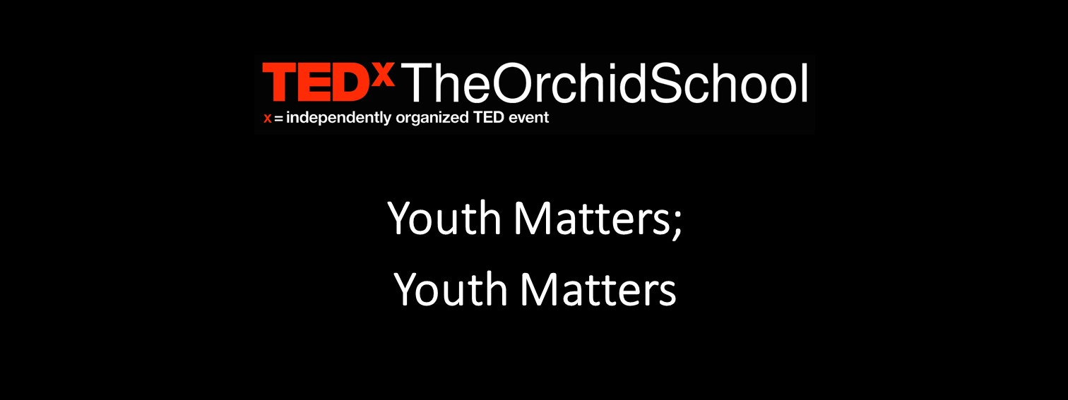 TEDx organised by TOS