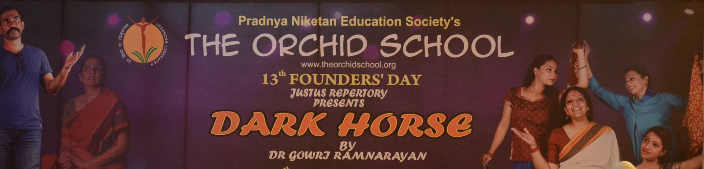 13th Founders' Day - Dark Horse
